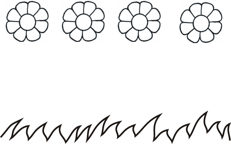 Ромашки в траве