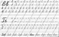 Прописи для дошкольников, строчные прописные буквы в, г большая и маленькая