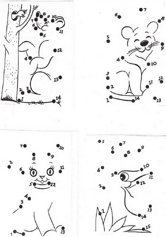 Подготовка руки к письму штриховка, животные