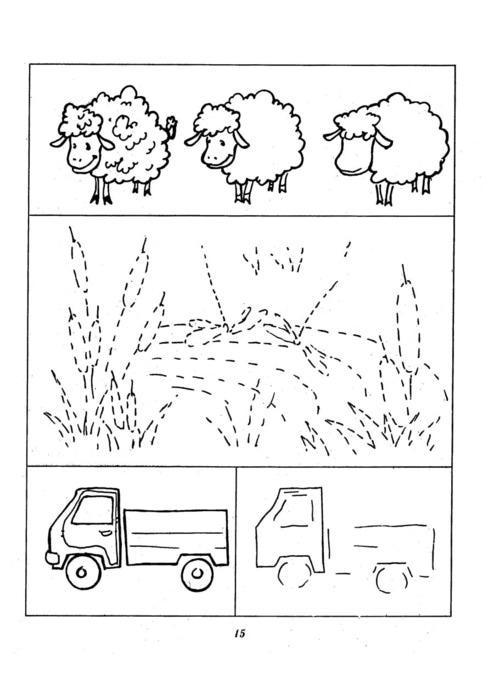 Барашек, озеро, грузовик