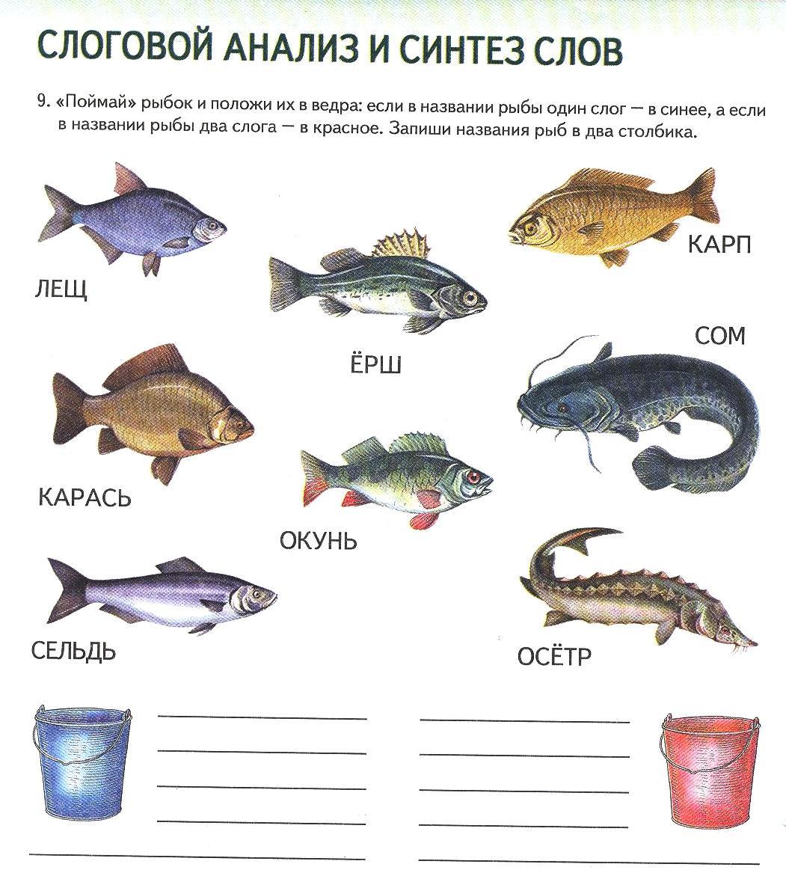 Игра рыбки