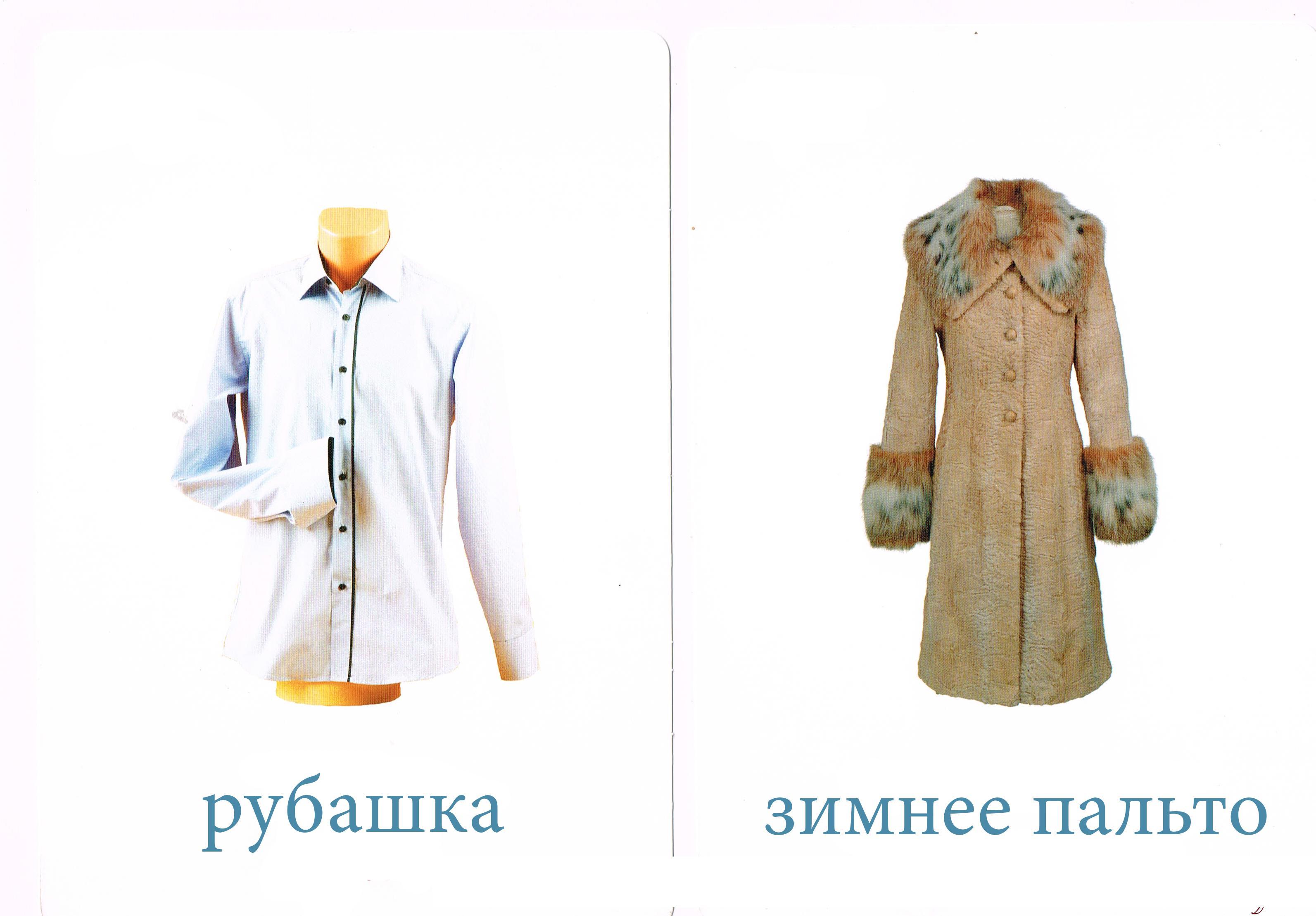 Рубашка, зимнее пальто